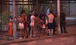 Após arrastões, policiamento é reforçado na Zona Sul do Rio