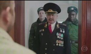 Campanha eleitoral na Rússia tem filme racista e homofóbico