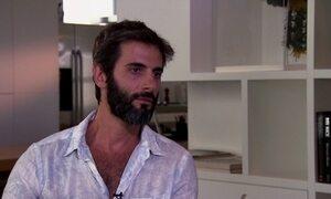 Flávio Tolezani comenta papel na novela 'O Outro Lado do Paraíso'
