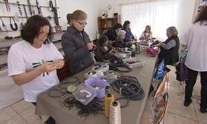 Especialista ensina como calcular o valor de peças de artesanato