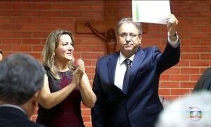 Governador do Tocantins volta ao cargo por liminar de Gilmar Mendes