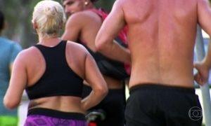 Homens tem mais facilidade de perder ou ganhar peso do que as mulheres