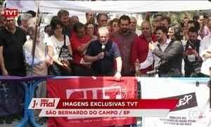 Lula diz que apoiadores sairão pelo Brasil fazendo 'o que tem de ser feito'