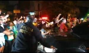 Lula se entrega à PF 26 horas depois do fim do prazo dado por Moro