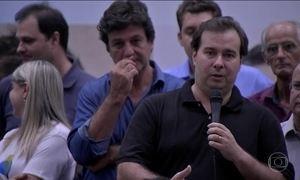 Em Brasília, a prisão do ex-presidente Lula repercute entre políticos