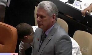 Parlamento cubano indica Díaz-Canel para ser sucessor de Raúl Castro