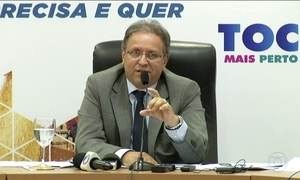 TSE mantém cassação do governador do Tocantins, Marcelo Miranda (MDB)