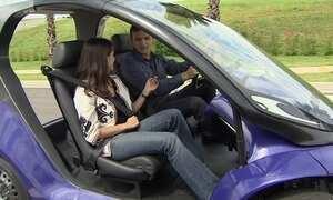 Startup cria modelo de carro elétrico totalmente brasileiro
