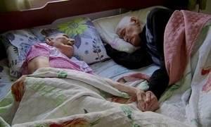 Casal de centenários emociona hospital com história de amor