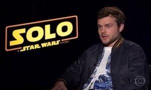 Novo filme da saga Star Wars conta a história do personagem Han Solo
