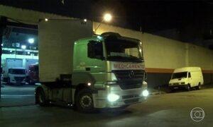 Paralisação de caminhoneiros afeta serviços essenciais