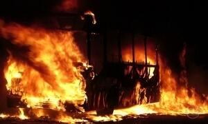Governo de MG admite que ordens de ataques vêm de facções criminosas