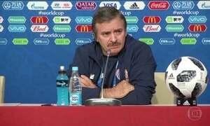 Técnico da Costa Rica: 'Gostaria de jogar sabendo que podemos ganhar'