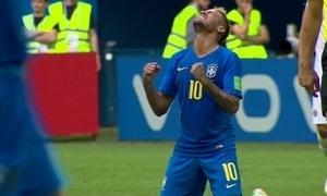 Especialistas em linguagem corporal tentam entender o choro de Neymar
