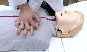 Música do Barão Vermelho tem batida ideal para ensinar massagem cardíaca