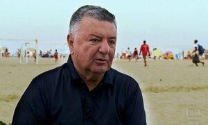Bordão 'a regra é clara', de Arnaldo Cezar Coelho, ultrapassa o futebol