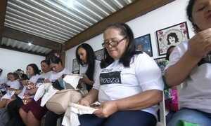 Criança Esperança: Instituto Proeza dá apoio a mulheres e filhos