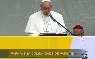 Palavras De Amor Frases Do Papa Francisco Marcam A Acolhida Da Jmj