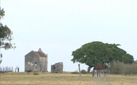 Ilha da Feitoria é uma paraíso isolado no Sul do RS