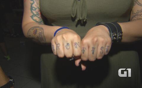 Fãs mostram tatuagens que fizeram para bandas