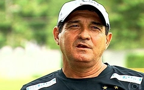 Muricy sobre Neymar na Europa: &#39;No agora&#39; (Divulgao / TV Globo)