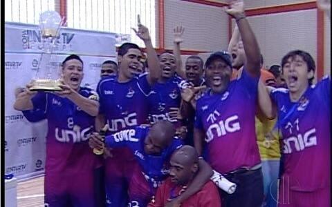 Laje do Muriaé vence a Super Copa Inter TV de Futsal 2013