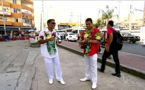 Grande Rio vai fazer um convite à felicidade na Sapucaí