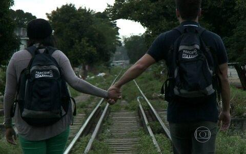Parceiros da Baixada se despedem (David Fernandes e Denise Cassiane relembram momentos na Baixada)