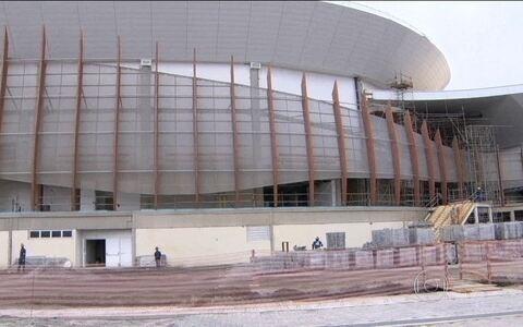 Veja como estão as obras do Parque Olímpico