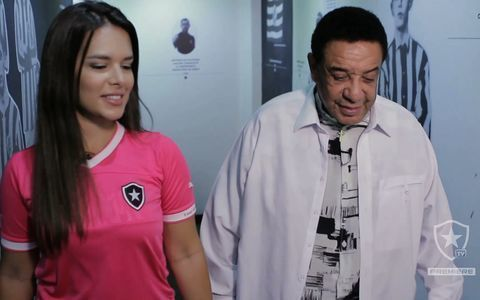 Agnaldo Timóteo escala seu Botafogo de todos os tempos