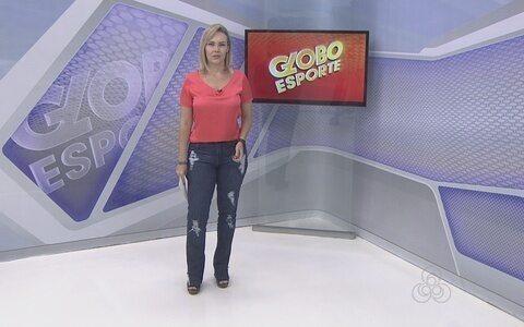 Veja a íntegra do Globo Esporte RO deste sábado, 6