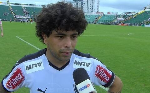 """Luan comenta derrota para o Figueirense: """"Perdemos a partida em falhas nossas"""""""