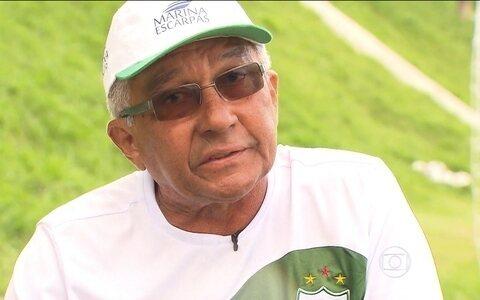 Givanildo Oliveira fala sobre preconceio sofrido no futebol e planos para a aposentadoria
