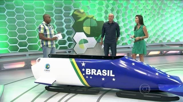 Claudinei Quirino comenta a final do bobsled dos Jogos de Sochi