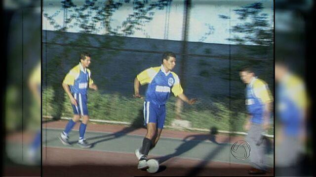 Futebol para cegos faz parte da história do programa