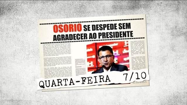 Saída de Juan Carlos Osório coloca ainda mais fogo na panela de pressão do São Paulo