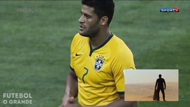Vídeo faz paródia com seleção brasileira e Guerra nas Estrelas