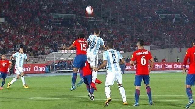 Assistir Argentina x Chile ao vivo online 26/06/2016 - Copa América