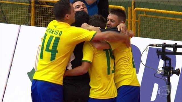 BLOG: Brasil faz boa competição em Uberaba