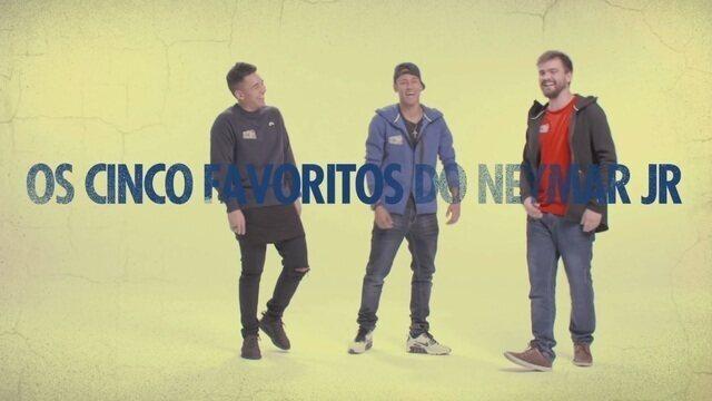 BLOG: Os cinco favoritos: Neymar revela os colegas de Barça mais engraçados