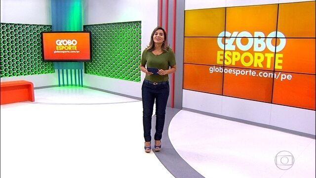 B2 - Globo Esporte/PE (27/07/2016)