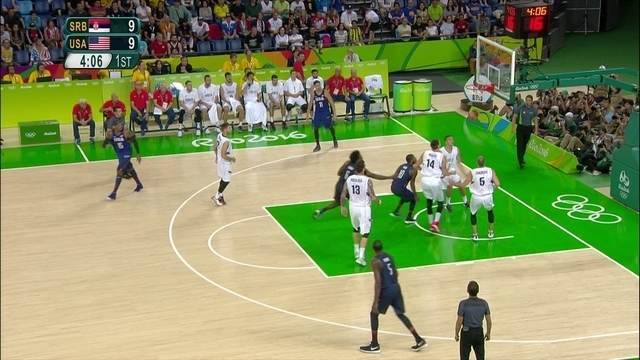 BLOG: Rio/2016 confirma supremacia do basquetebol americano