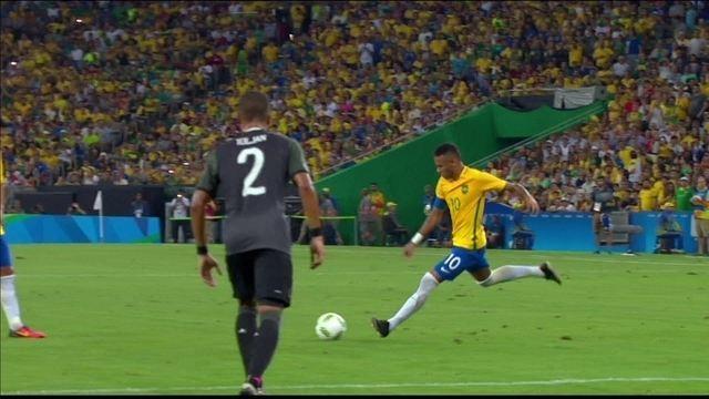 Os cinco gols mais bonitos do futebol masculino na Olimpíada Rio 2016