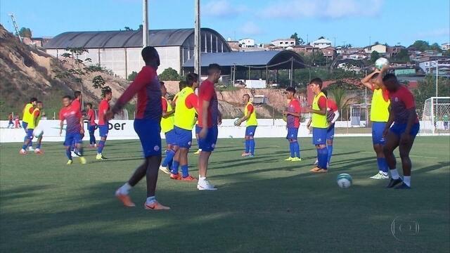 No Náutico, meia Vinícius retorna ao clube para ajudar na Série B do Brasileiro