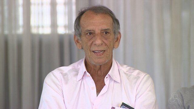Aderbal Lana assume o Rio Negro e sonha com título do Amazonense