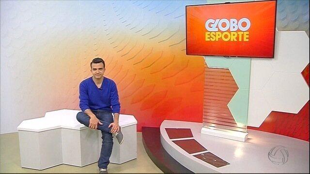 Globo Esporte MS - programa de terça-feira, 23/08/2016, na íntegra