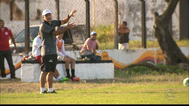 Botafogo-PB volta aos treinos de olho no América-RN