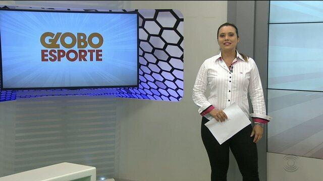 Veja na íntegra o Globo Esporte-CG desta quarta-feira (24/08/2016)