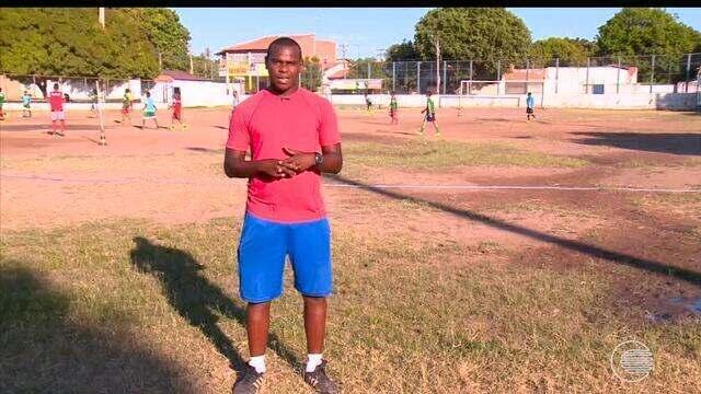 Promessa do River-PI desiste do sonho de ser jogador profissional de futebol