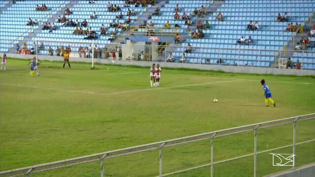 JV Lideral empata com o Tiradentes-PI na Copa do Brasil Feminino